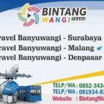 Agen Travel Banyuwangi Murah, Bintang Wangi Trans Jawabannya