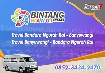 Travel Bandara Bali Banyuwangi