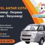 Travel Banyuwangi Ketapang ke Denpasar Bali (PP)