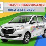 Jenis Armada Travel Banyuwangi