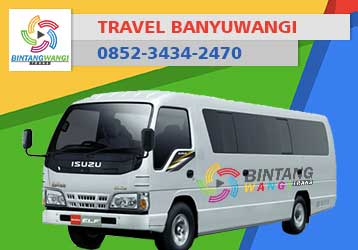 Travel Banyuwangi - Elf