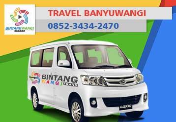 Travel Banyuwangi - Luxio Apv