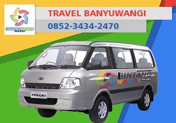 Travel Banyuwangi - Pregio Travello