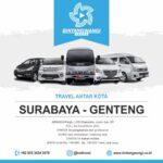 Travel Surabaya – Genteng Banyuwangi