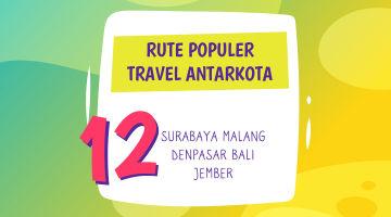 12 Rute Bintang Wangi Travel