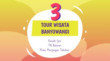 3 Tur Wisata Bintang Wangi Travel